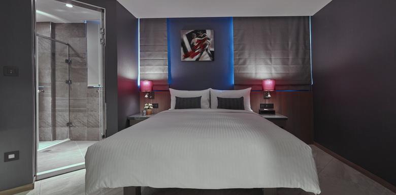 叙美行旅 - 高級大床房1